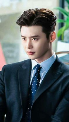 Lee jong suk ❤❤ while you were sleeping drama ^^ Korean Male Actors, Asian Actors, Lee Jung Suk Wallpaper, Lee Jong Suk Hot, Kang Chul, Han Hyo Joo, Lee Young, W Two Worlds, Sung Kyung