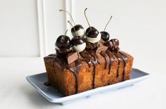 Black forest drizzle cake recipe - goodtoknow