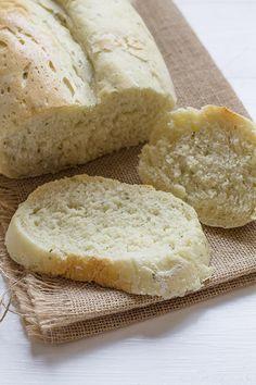 Pan con ajo y perejil | Cocinando en un rincón del mundo