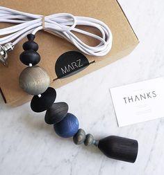 Indigo 420 pendant light from Marz Designs
