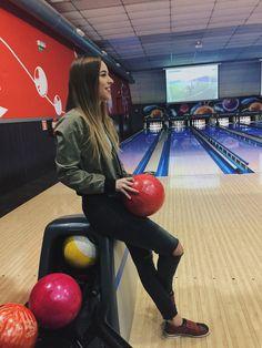 Bowling girl tumblr #tumblr #girl #bowling