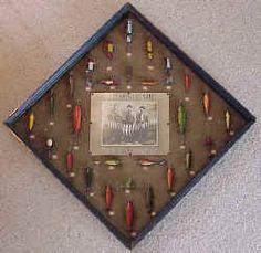 fly fishing lure display ideas - Google Search
