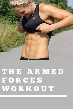 The Armed-Forces Workout
