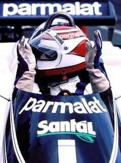 Nelson Piquet - Brabham - 1982