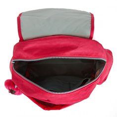 Kipling Ravier Backpack - Vibrant Pink - Kipling #kipling #backpack #fashion
