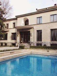 Somewhere I would like to live: Villa Necchi Campiglio