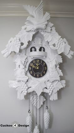 8bc235b111d 7 melhores imagens de relógio cuco