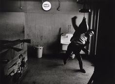 Tomatsu Shomei, Editor, Takuma Nakahira, Shinjuku, Tokyo, 1964 © Tomatsu Shōmei