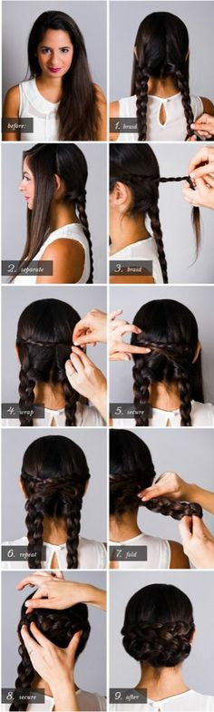 long hair style long hairstyles