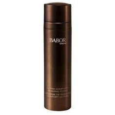 Babor Men Ultra Comfort Shaving Foam - 6 3/4 oz (700820) Babor Men Ultra Comfort Shaving Foam (All Skin Types) is a velvety shaving foam that lets the razor blade glide very gently over the skin for a smooth, close shave.