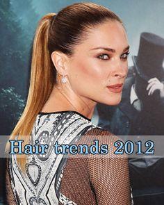2012 Hair styles Trends
