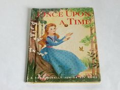 Vintage Once upon a Time Story of the Frog by PlasticPinkFlamingos