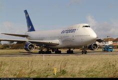 Boeing 747-236B G-BDXF 21351 Bristol-Filton - EGTG