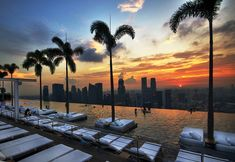 Photo Marina Bay Sands Singapour