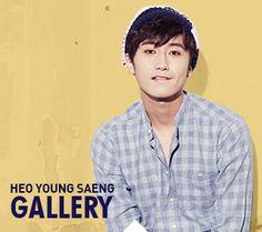 SITIO WEB Heo Young Saeng JAPÓN OFICIAL | Heo Young Saeng