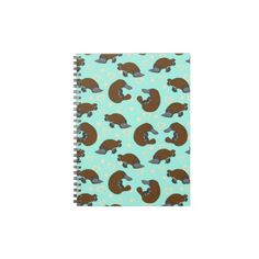 Platypus Love Notebook- Joanne Paynter