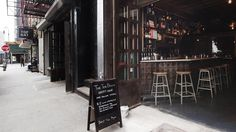 The Ten Bells - LES - 247 Broome St. (b/w Orchard & Ludlow) (212) 228-4450