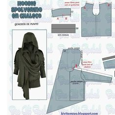 Amazing Sewing Patterns Clone Your Clothes Ideas. Enchanting Sewing Patterns Clone Your Clothes Ideas. Diy Clothing, Sewing Clothes, Doll Clothes, Sewing Hacks, Sewing Tutorials, Sewing Projects, Techniques Couture, Sewing Techniques, Dress Sewing Patterns