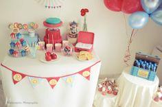 Le Candy Bar - Sweet Table etc: Thème fête foraine