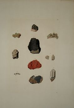 Minerals, 1766