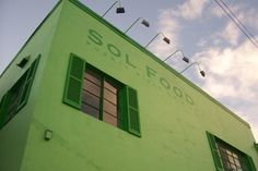 SOL FOOD- Puerto Rican Deliciousness!