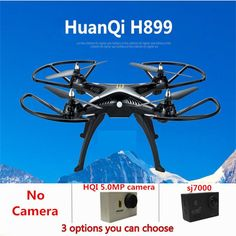 H899 big quadcopter (no camera) or RC drone with camera RC helicopter can add SJ7000 wifi camera vs dron quadrocopter MJX X101