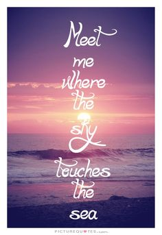 BEACH THERAPY ~ Ocean Quote. Picture Quotes.