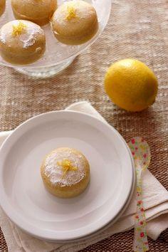 Moelleux au citron - Steamed lemon cake