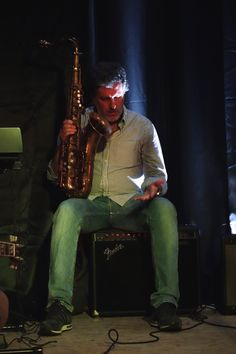 Massimo Carboni - Jam session Nuoro Jazz Inverno 2015