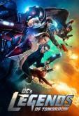 locandina DC's Legends of Tomorrow serie tv