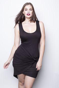 456de910c6f7f Side Twist Dress - Shop Women s Missy   Plus Size Clothing. Azthra · Chloe  Marshall