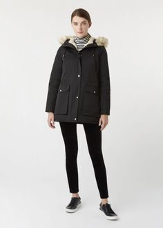 Shop Florence Coat by HOBBS online - all the latest luxury British fashion along with exclusive online offers. Free UK delivery for all orders over Hobbs Hobbs Coat, Hobby Lobby Christmas, British Style, Florence, Russia, Model, Cotton, How To Wear, Jackets