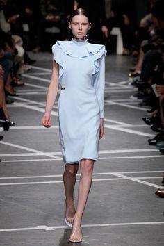 Spring Fashion 2013 Trend Ruffles Givenchy