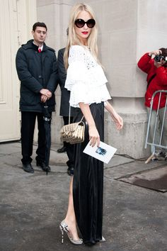 Poppy Delevingne Photo - Chanel: Arrivals - Paris Fashion Week Womenswear Fall/Winter 2012
