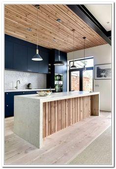 new kitchen cabinets Amazing Contemporary Kitchen Cabinets Remodel Ideas Contemporary Kitchen Cabinets, Modern Kitchen Island, Contemporary Kitchen Design, Stylish Kitchen, Kitchen Interior, Home Decor Kitchen, Rustic Kitchen Design, Wooden Kitchen, Kitchen Layout