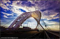 Ponte Cavalcaferrovia Ostiense by Fabrizio Di Francesco on 500px
