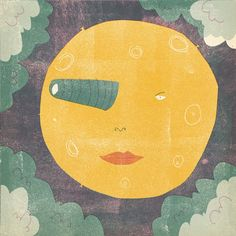 Barbara Dziadosz's Illustrations are Channeling Bubble Gum • Brown Paper Bag
