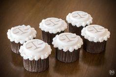 Cupcake Personalizado de Balança do Direito
