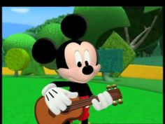 Mickey Mouse Clubhouse Episode 33, Clip 1. Mickey is so talented.