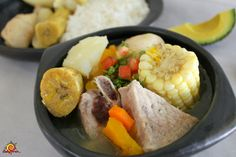 Sancocho trifásico by UnaColombianaEnCalifornia, via Flickr