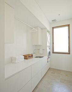 Transform your laundry into a beautiful multi-purpose hub - The Interiors Addict