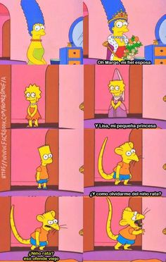 Cute Memes, Funny Memes, Hilarious, The Simpsons Tv Show, Drawing Feelings, Simpsons Quotes, Simpson Wallpaper Iphone, Funny Test Answers, Comics Toons