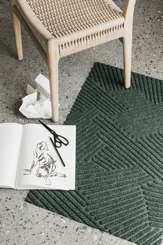 An interview with Sonja Djonne, Norwegian founder of Heymat. The brand makes beautiful and functional doormats, so your threshold will never be boring again.