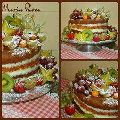 Naked Cake By Maria Rosa Bolos