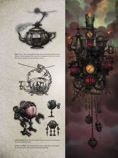 The Art of Alice Madness Returns - 093