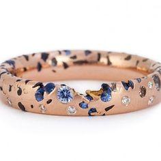 Ideas For Hair Ombre Rose Gold Engagement Rings Boho Earrings, Boho Jewelry, Diamond Earrings, Fine Jewelry, Jewelry Design, Designer Jewellery, Sapphire Rings, Jewellery Shops, Blue Sapphire