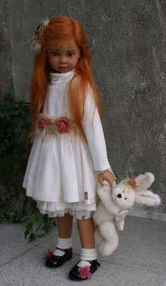 Ludvine ~ Stunning OOAK Doll By Angela Sutter ~ DO NOT MISS OUT!!!