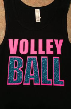 Hey, I found this really awesome Etsy listing at http://www.etsy.com/listing/160152581/custom-neon-and-glitter-volleyball-tank