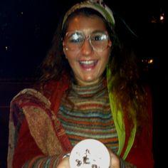 Professor Trewlaney from Harry Potter costume I put together