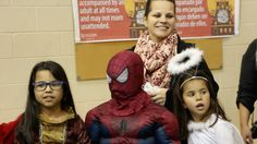 Monster Mash Brings Children to Rutgers for Halloween Fun